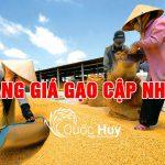 Bảng giá gạo hiện nay tại Hà Nội